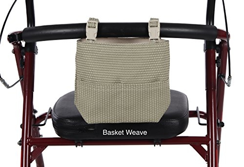 (Granny Jo Products Cambridge Collection (Basketweave) - Walker Bag, Scooter Bag)