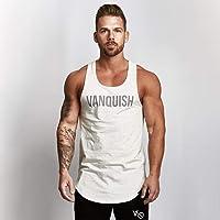 Hombres Culturismo Camisetas de Tirantes,Chaleco De Running Verano