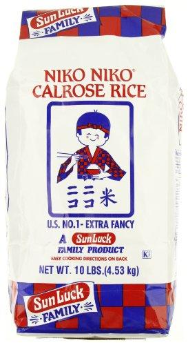 Niko Niko Calrose Rice, 10 lb by NIKO