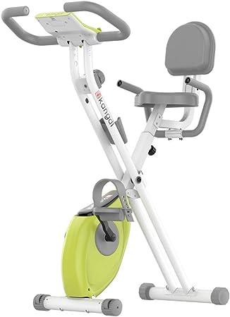 EWQ Bicicleta estática plegable para el hogar, con diseño de ...