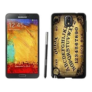 Hot Sale Samsung Galaxy Note 3 Case ,Beautiful Unique Designed Case With Ouija Board 1 Black Samsung Galaxy Note 3 Cover