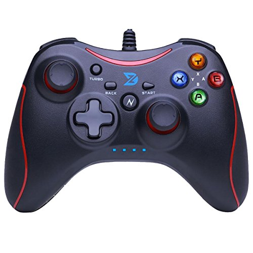 ZD-N【pro】 Wired Gaming Controller Gamepad for Nintendo Switch,Steam,TV BOX PC(Win7-Win10),Android