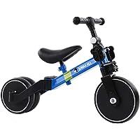 BIWOND Triciclo Jungle Mix (Modo Andador, Modo Triciclo, Modo Bicicleta, Ruedas Anchas, Manillar Antideslizante, Pedales…