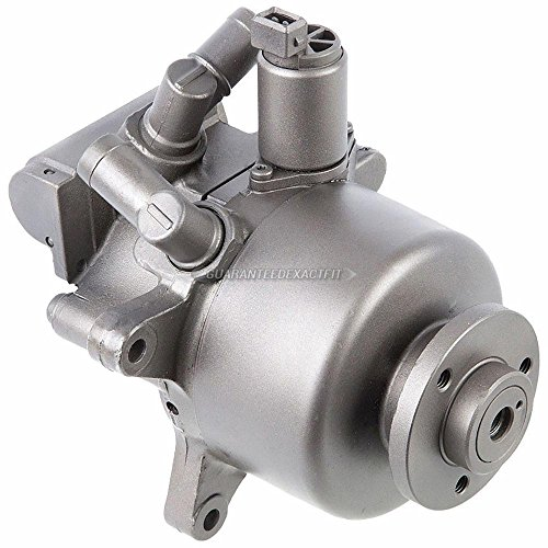 Power Steering ABC Tandem Pump For Mercedes S500 S430 S600 S55 CL500 CL600 CL55 AMG W220 W215 w/Active Body Control - BuyAutoParts 86-00770R Remanufactured ()