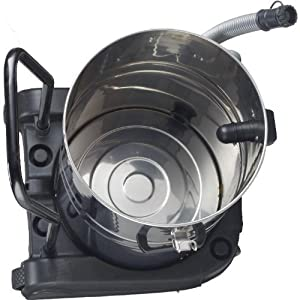 Edelstahlbehälter des Syntrox Chef Cleaner VC-3900W-80L
