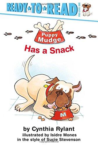 Download Puppy Mudge Has a Snack PDF