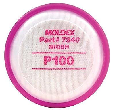 Moldex P100 Filter Disk, 7940