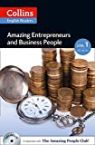 img - for Collins Elt Readers   Amazing Entrepreneurs & Business People (Level 1) (Collins English Readers) book / textbook / text book