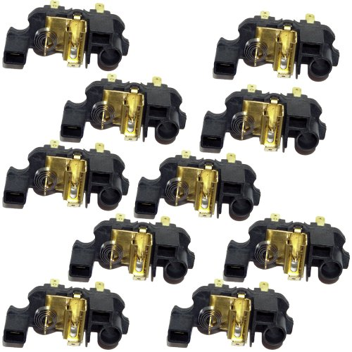 Dewalt DWD460/DW292 Impact Wrench (10 Pack) Brush Holder # 616857-00-10pk