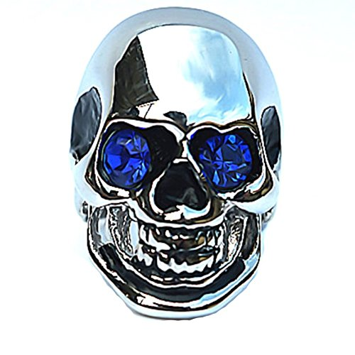 [RI1210010C2 2016 Stainless Steel Punk Fashion Ring] (Brazilian Costume Ideas For Men)