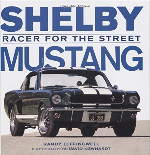 Shelby Mustang: Racer for the Street ebook