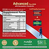 Glucosamine & Chondroitin Plus MSM Advanced Joint