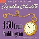 4:50 from Paddington: A Miss Marple Mystery Hörbuch von Agatha Christie Gesprochen von: Emilia Fox