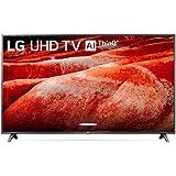 """LG 82UM8070PUA 82"""" 4K Ultra HD Smart LED TV (2019), Black"""