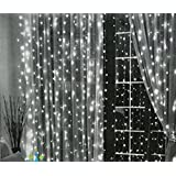 Electric LED Light Cool Light Gossamer Fabric Curtain 3.5' Wide X 8' Long