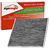EPAuto CP776 (CF11776) Replacement for Nissan/Infiniti Premium Cabin Air Filter includes Activated Carbon