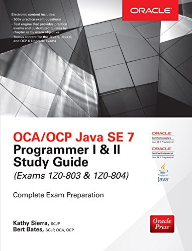 Java Certification Books Pdf