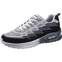JARLIF Women's Lightweight Jogging Training Running Shoes Breathable Athletic Walking Tennis Sneakers US5.5-10