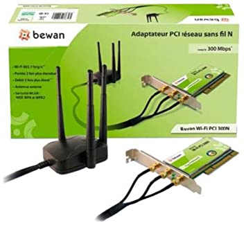 Bewan PCI 300N Driver Windows 7