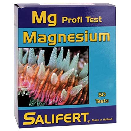 Salifert Magnesium (MG) Test Kit