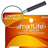 SmartLife Lip Balm, Original, 3 Count
