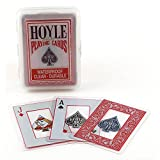 Hoyle. Waterproof Clear Playing Cards