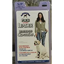 Yuppie Puppy Pack Control Leader Small Petit Black up to 13 by Yuppie Puppy