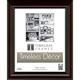 """Timeless Frames Expressions 78160 Roma Picture Frame, 16"""" x 20"""", Walnut"""