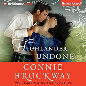 Highlander Undone Audiobook