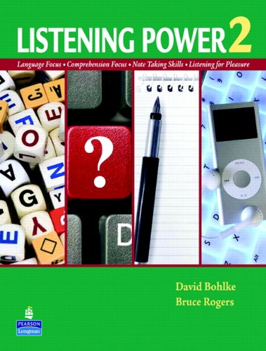 Download Listening Power 2 book pdf | audio id:h1p7ui0