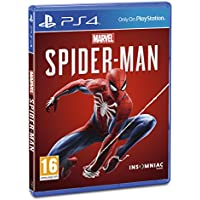 Marvel's Spiderman PS4 Brand New