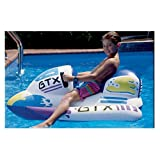 Solstice by International Leisure Products GTX Wet Ski Inflatable Ride-On 1 White