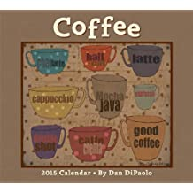 Coffee 2015 Deluxe Wall Calendar