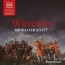 Waverley Audiobook by Sir Walter Scott Narrated by David Rintoul