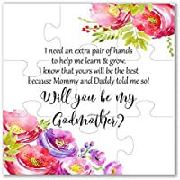 Godmother Gift Will You Be My Godmother Puzzle