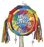 Brilliant Balloons Pinata, Pull String