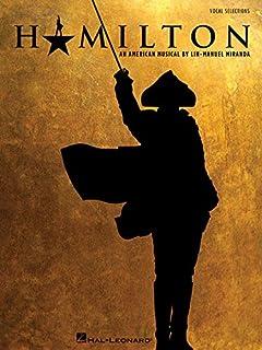 Book Cover: Hamilton: Vocal Selections