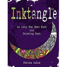 Inktangle 2.0 - An inky Pop Icon Hunt