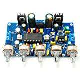 Upgrade LM4610 + NE5532 Tone Volume Adjustable