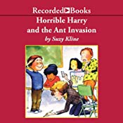Horrible Harry and the Ant Invasion | Suzy Kline