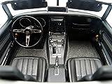 1969 Chevrolet Corvette diecast model car 1:18