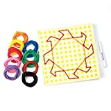 Educational Insights String-Along Lacing KIt and Pattern Cards