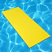 Smooth SwimmingPoolFloatingBlanket, XPE Material Water Blanket Summer Pool Floating Bed Soft Floating Mat f