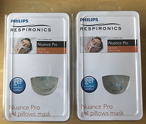 Philips Respironics Nuance Pro Nasal Pillow System