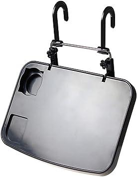 DaoRier plegable Auto de asiento trasero Laptop de Auto para ...