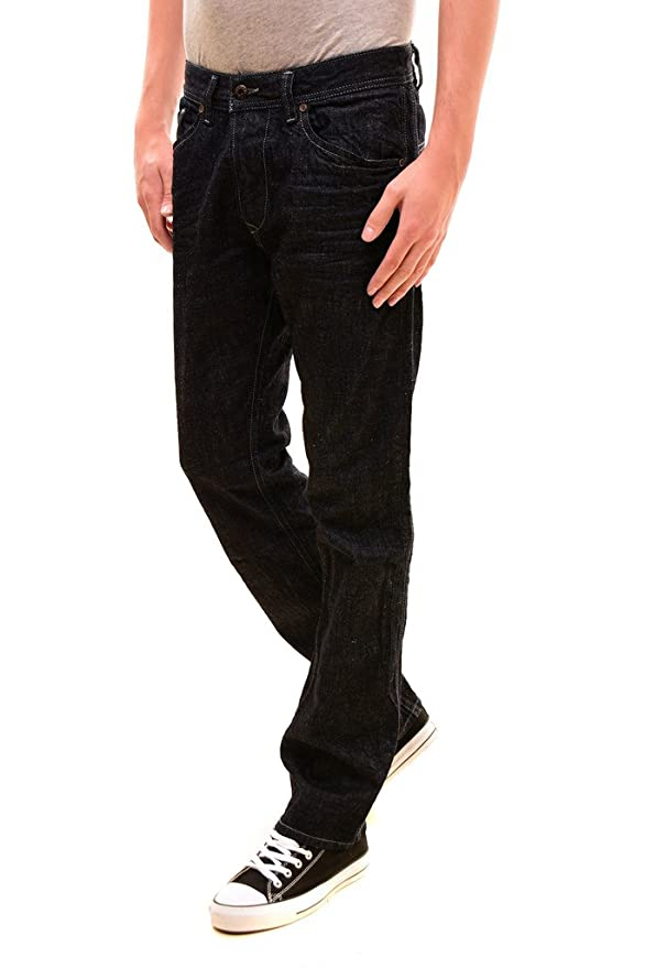 5aa99d2d Diesel Men's Authentic Slim Low Waist Darron Jeans Dark Blue: Amazon.co.uk:  Clothing