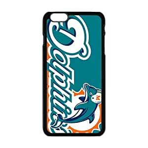 WFUNNY popular MiamiDolphins New Cellphone Case for iPhone 6 Plus