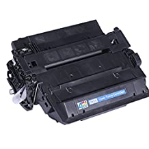 Ink & Toner 4 You® Compatible High Capacity Black Laser Toner Cartridge for HP CE255X (55X) Works With HP Enterprise 500 MFP M525dn Enterprise 500 MFP M525f Enterprise flow MFP M525c LaserJet P3010 LaserJet Pro MFP M521dn LaserJet Pro MFP M521dw