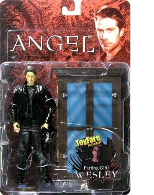 Diamond Comic Distributors Angel Wesley Parting Gifts Limited Action Figure
