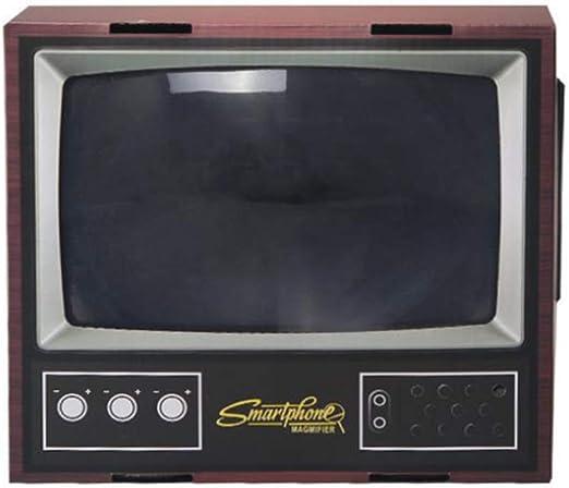 DYHOZZ Retro pequeño televisor de Alta definición de Pantalla del ...